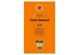 タントドマーニ
