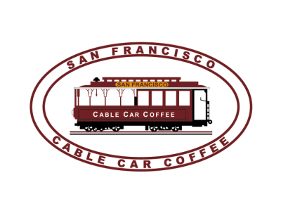 サンフランシスコ ケーブルカーコーヒー